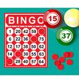 bingo8 vector image