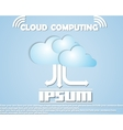 CLOUD COMPUTING NEW COLLECTIONS vector image