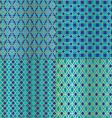 tile patterns vector image