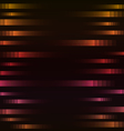 Warm color of abstract pixel speed background vector image