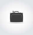 Travel case vector image vector image