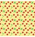 Ukrainian Seamless Pattern vector image vector image