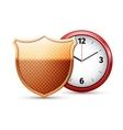 saving time vector image