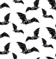 Bat pattern2 vector image