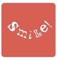 smile vector image vector image