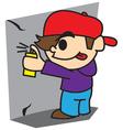 Bad Boy vector image