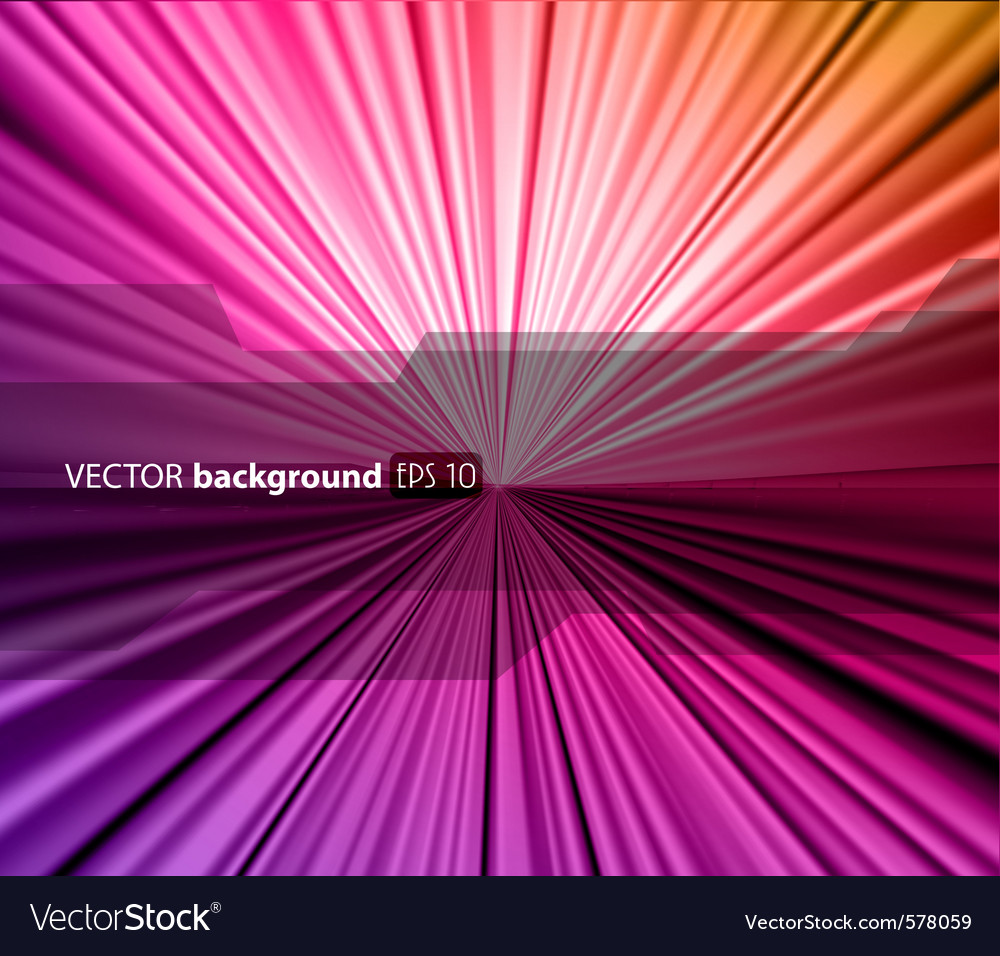 Hyperspace vector