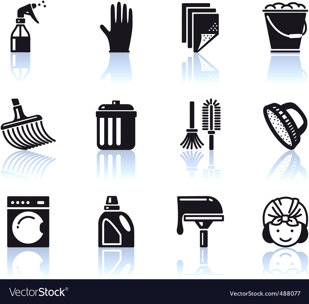 Cleaning vector