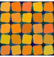 Blue Yellow Orange Color Shades Seamless vector image