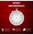 SPORT infographics vector image
