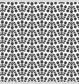 flower lush pattern vector image