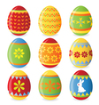 eggs 3eps8 vector image vector image
