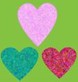 Hearts202 vector image