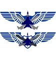 Badges Air Force vector image