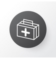 medicine icon symbol premium quality isolated vector image