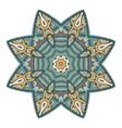 Mandala Vintage Design vector image