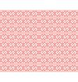 Seamless Knitted Pattern for christmas vector image vector image