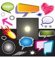 Dialog Symbol Graphic vector image vector image