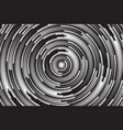 hypnotic spiral abstract background vector image