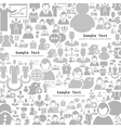 User a background2 vector image vector image