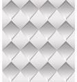 Seamless Slylish White Pattern vector image