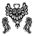 broches vector image vector image