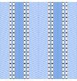 blue geometry pattern vector image