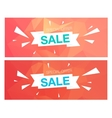 Super Sale Special Offer banner on red background vector image