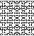 flower branch pattern vector image