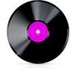 retro vinyl record  vector vector image vector image