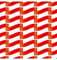 ribbon seamless isolated vector image vector image