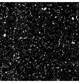 Dark Grainy Texture vector image