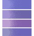 spray paint gradient detail in purple lavender vector image