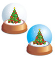 snowball vector image vector image