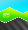 Modern design background vector image