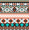 Seamless navaho pattern vector image