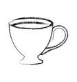 cup hot drink vector image