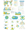 INFOGRAPHIC WEB COLLECTION TOY vector image