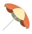 Vintage Parasol vector image vector image