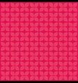 creative pink leaf design pattern background vector image