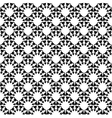 Design seamless decorative trellis pattern vector image
