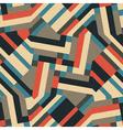 Geometric ornament vector image