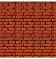 Brick wall texture Eps8 vector image