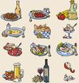 Food 380x400 vector image