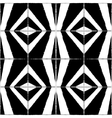 Seamless pattern with pencil style in black vector image