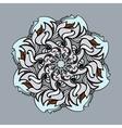 ornamental Mandala Round pattern vector image