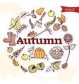 autumn3 vector image