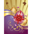 Decorative Easter Background5 vector image vector image