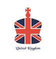 united kingdom concept united kingdom concept vector image
