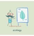 ecology vector image vector image